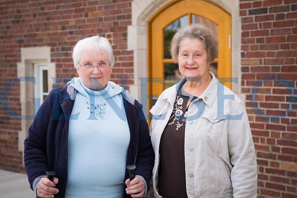 Karen Davis '65 and Gerry Wilson '65