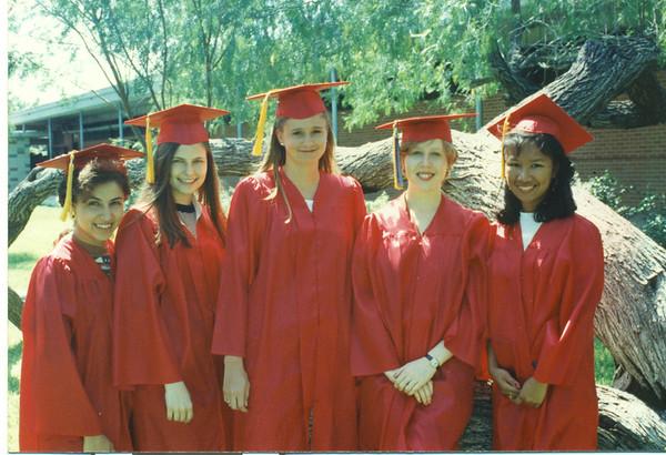 1991 Top 5 Graduates