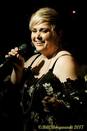 December 29, 2017 - Samantha King at LB's Pub in St Albert