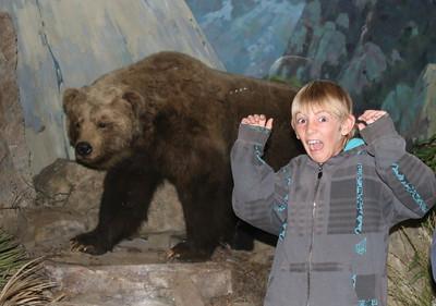 CAPE 3rd Grade Field Trip to Santa Barbara Museum of Natural History 4/13/10