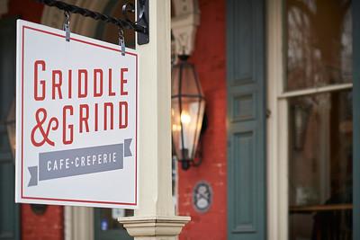 Griddle & Grind