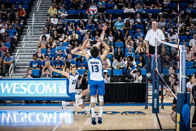 UCLA vs. Hawaii (2016 MPSF Playoffs)
