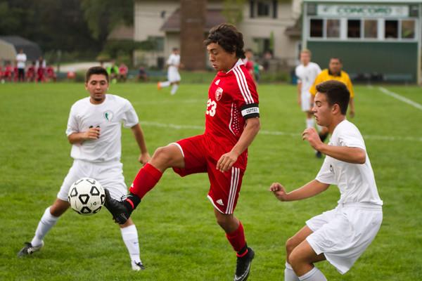 Goshen vs. Concord boys soccer