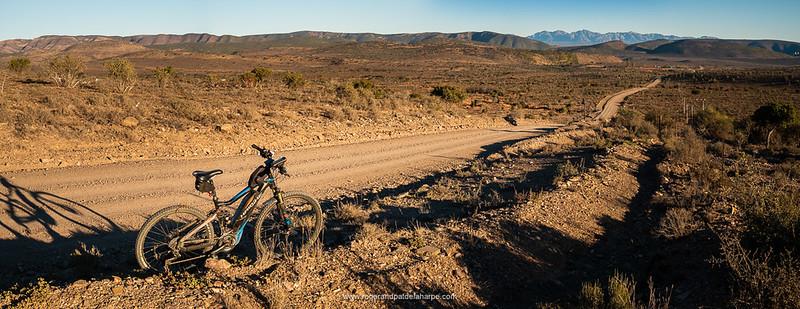 Steytlerville to Mount Stewart eBike Ride