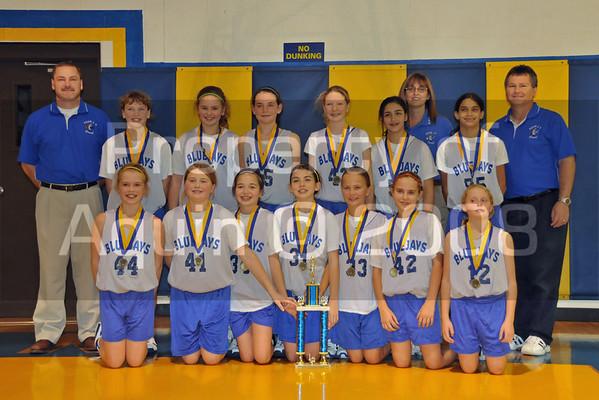 6th girls bball vs st. paul - rockford   12.05.08  alpine academy 12.06.08