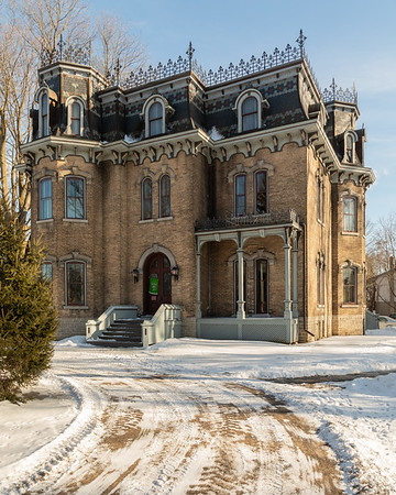 Glanmore National Historic Site 2019 February 19