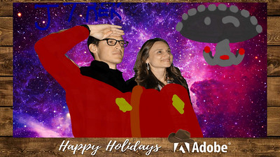 Adobe Holiday Party 12/12/19