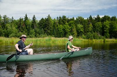 Baxter S.P. / Matagamon Canoe Trip 8/14/14