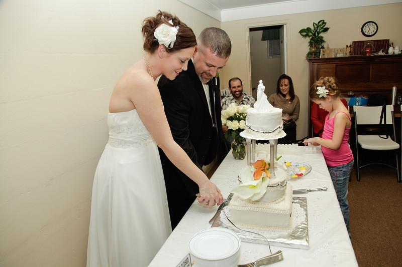 Lance Megan Wedding