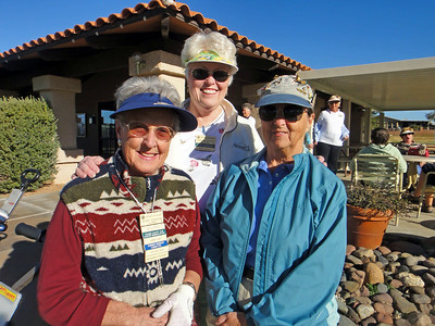 12/2010 HOLE IN ONE--DOT MCGRATH!