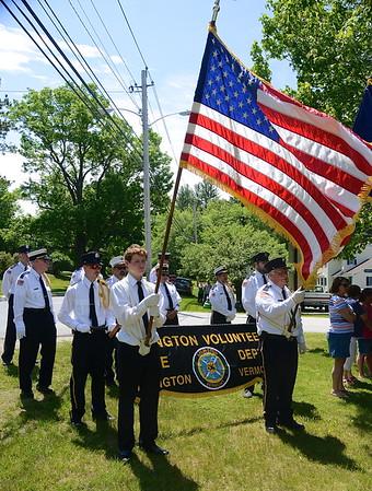 Eagle Pride On Parade photos by Gary Baker