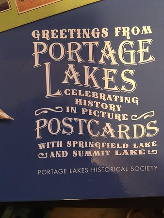 Portage Lakes History