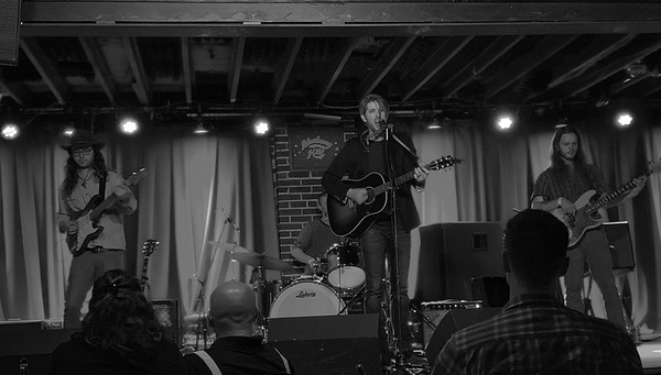 Dan Hubbard @ The Duck Room 5/2/19