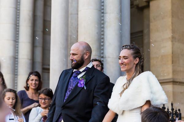 Mariage de Stephanie et Julien