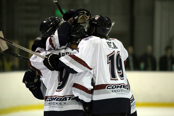 NorPac 2010 Showcase - Tomahawks vs Billings - Dec 10