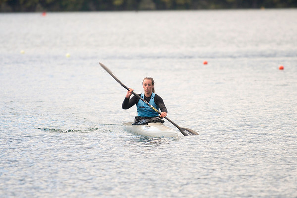 14th October, 2012. Blue Lake 1, Day 2