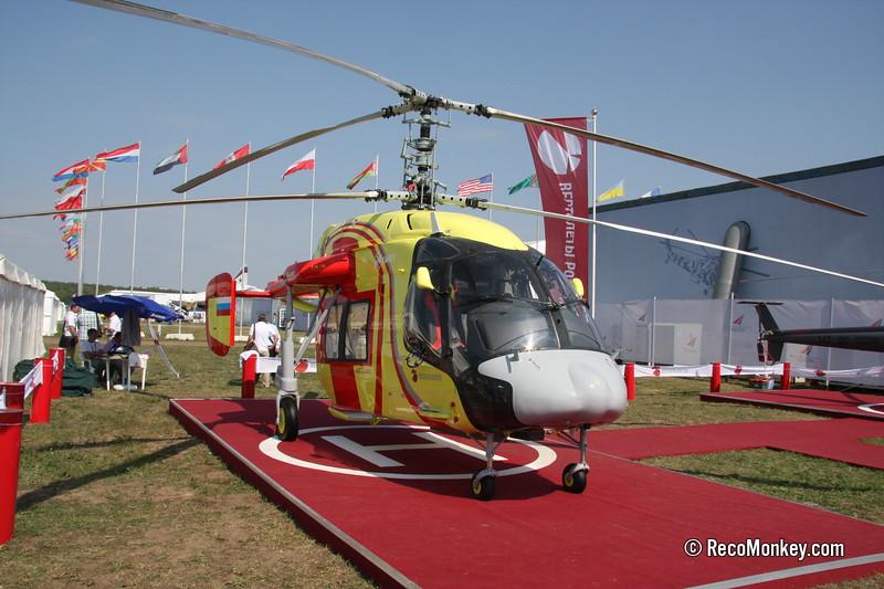 Ka-226T Medic Version (Civil)