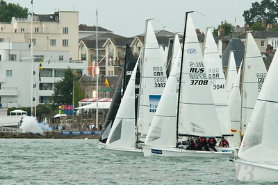 Cowes Week 2013 Day 03