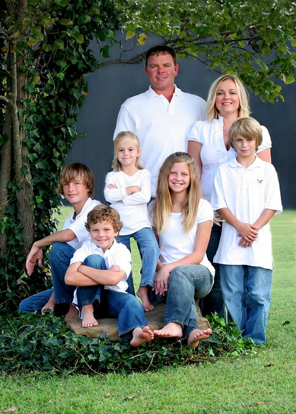 Mills Family Pic's