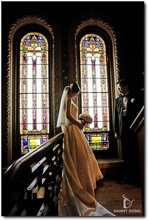 Joyce & Peter Wedding