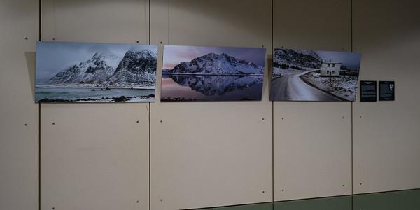 GWL - Lofoten Island Norway Exhibit