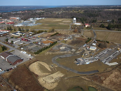 Large Animal Teaching Complex, Cornell University   11MAR12