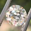 1.04ct Old European Cut Diamond GIA K VS1 4