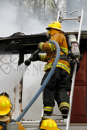 05.07.14 2nd Alarm House Fire in 33 Local