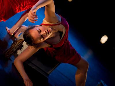 Dansproject 11 Antwerpen
