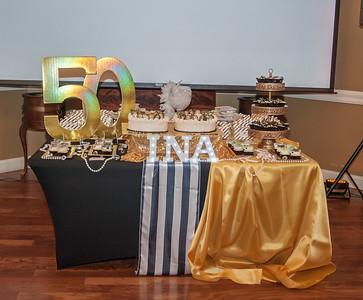 INA'S 50TH BIRTHDAY CELEBRATION 2019