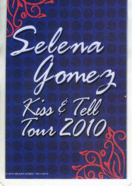 2010 Selena Gomez Concert