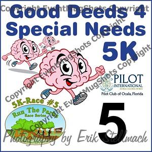 2017.05.06 Good Deeds 4 Special Needs 5K