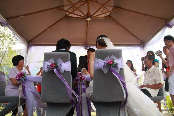 Lean Seong & Jocelyn Wedding