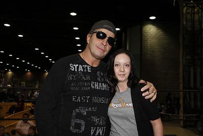 C4W - Fan Photos with Bret Hart