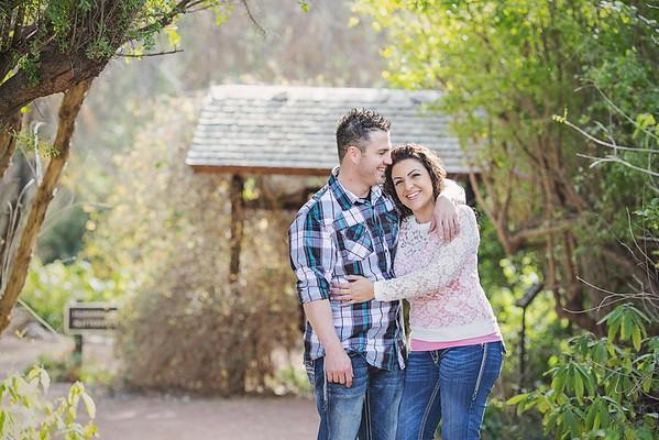 Tara and Matt