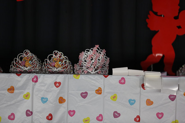 Valentine Sweetheart Double Header - Tiffany & Sundra Parker