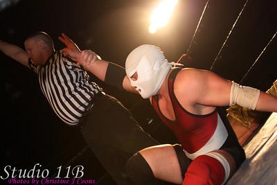 NWA 081128 - The Letterman vs El Gato