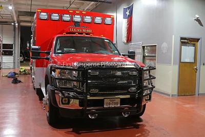 Lucas Texas  Fire Department 8/17