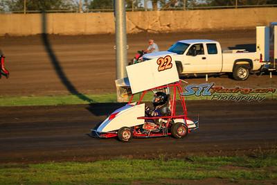 Southern Illinois Outlaw Karts - 8/28/18