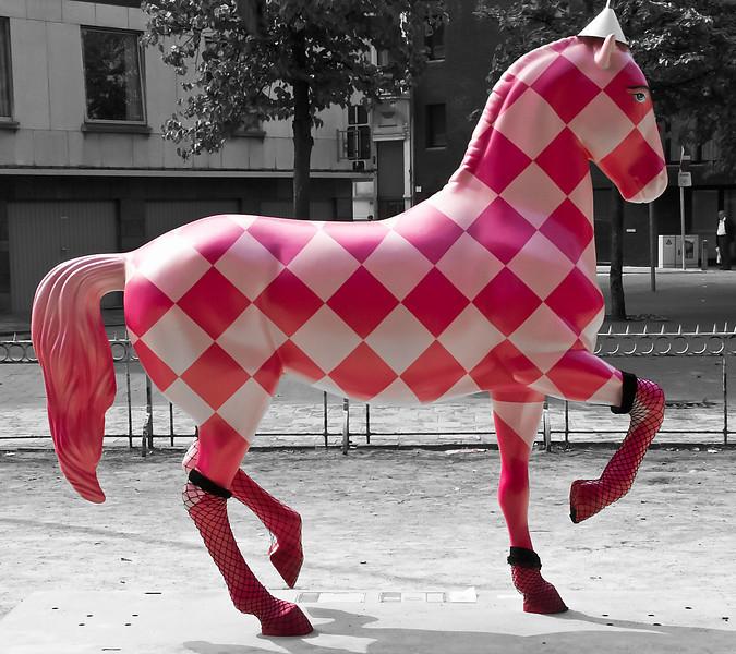 Kerge belga lovak