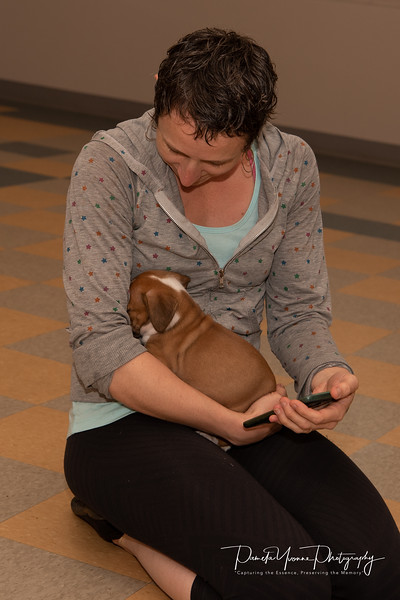 Pilates and Puppies 5-4-2019