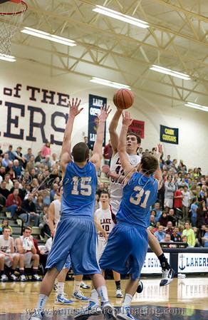 Laker Basketball 2011