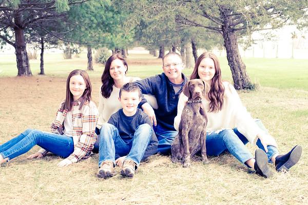 Brun Family November 2020