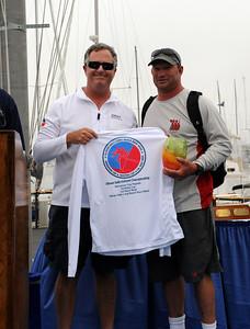 2010 Cal Race Week Trophies
