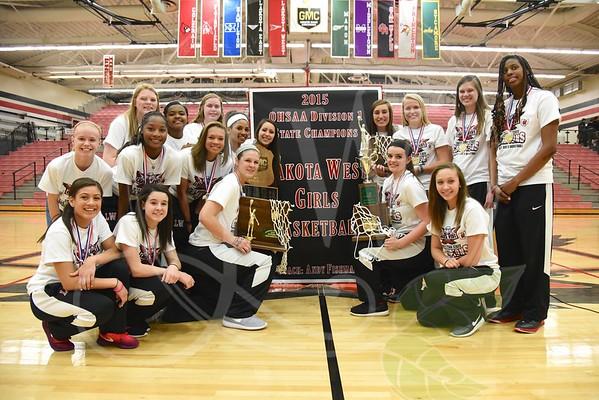 Lakota West HS Girls Basketball