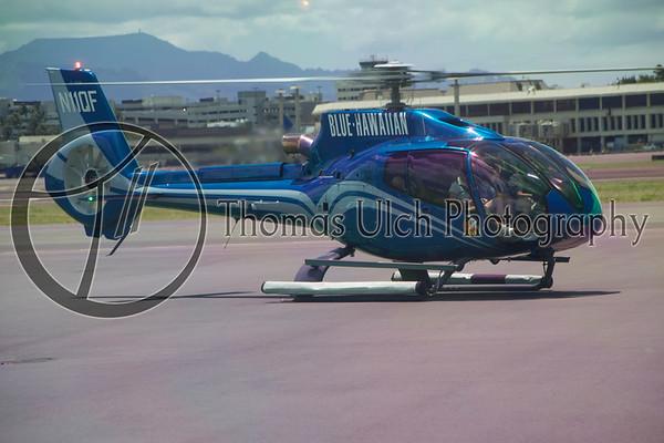 Hawai'ian Helicopter