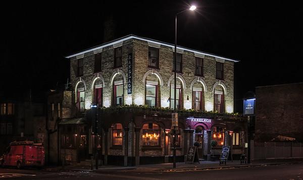 The London Pub Project