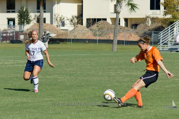 (T) Campbell at CSU Soccer
