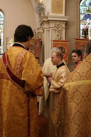 Hierarchical Liturgies