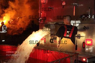 FIRE- MAPLE RIDGE RD HELENA,